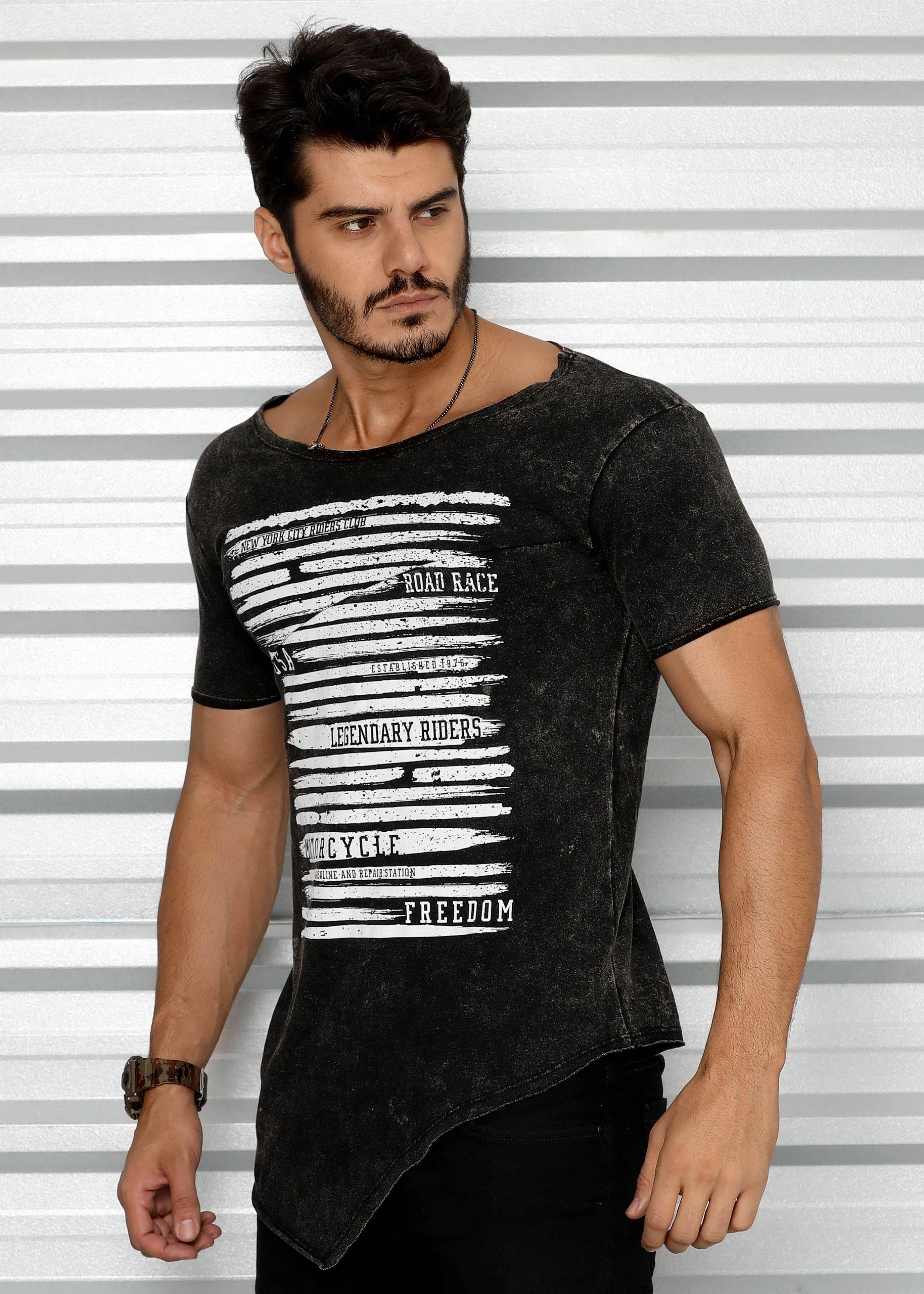 d9d554380 Camisa Estonada Legendary com Recorte - Donna Carioca - Moda fitness com  preço de fábrica