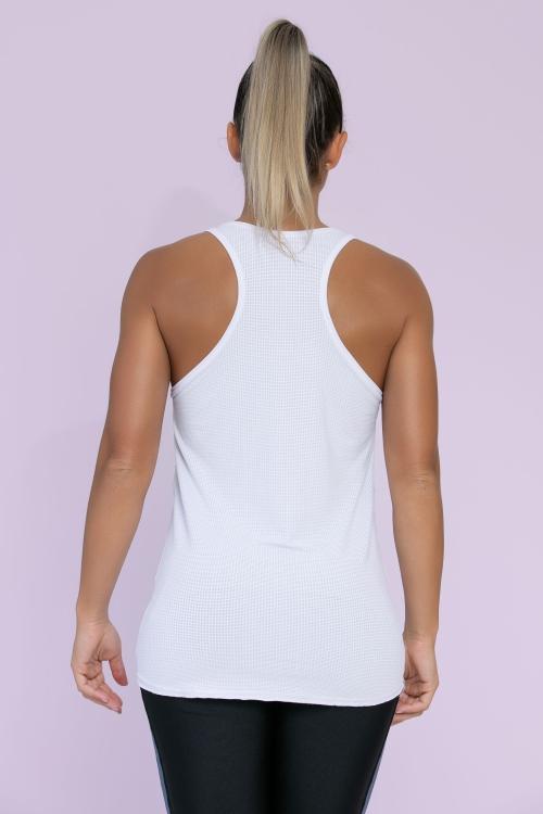 Regata Dry Fit Empower - Donna Carioca - Moda fitness com preço de ... ae52affc2c8