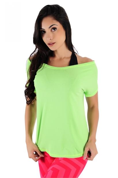 Camiseta Moving Now - Donna Carioca - Moda fitness com preço de fábrica 8eaf8f0a53b