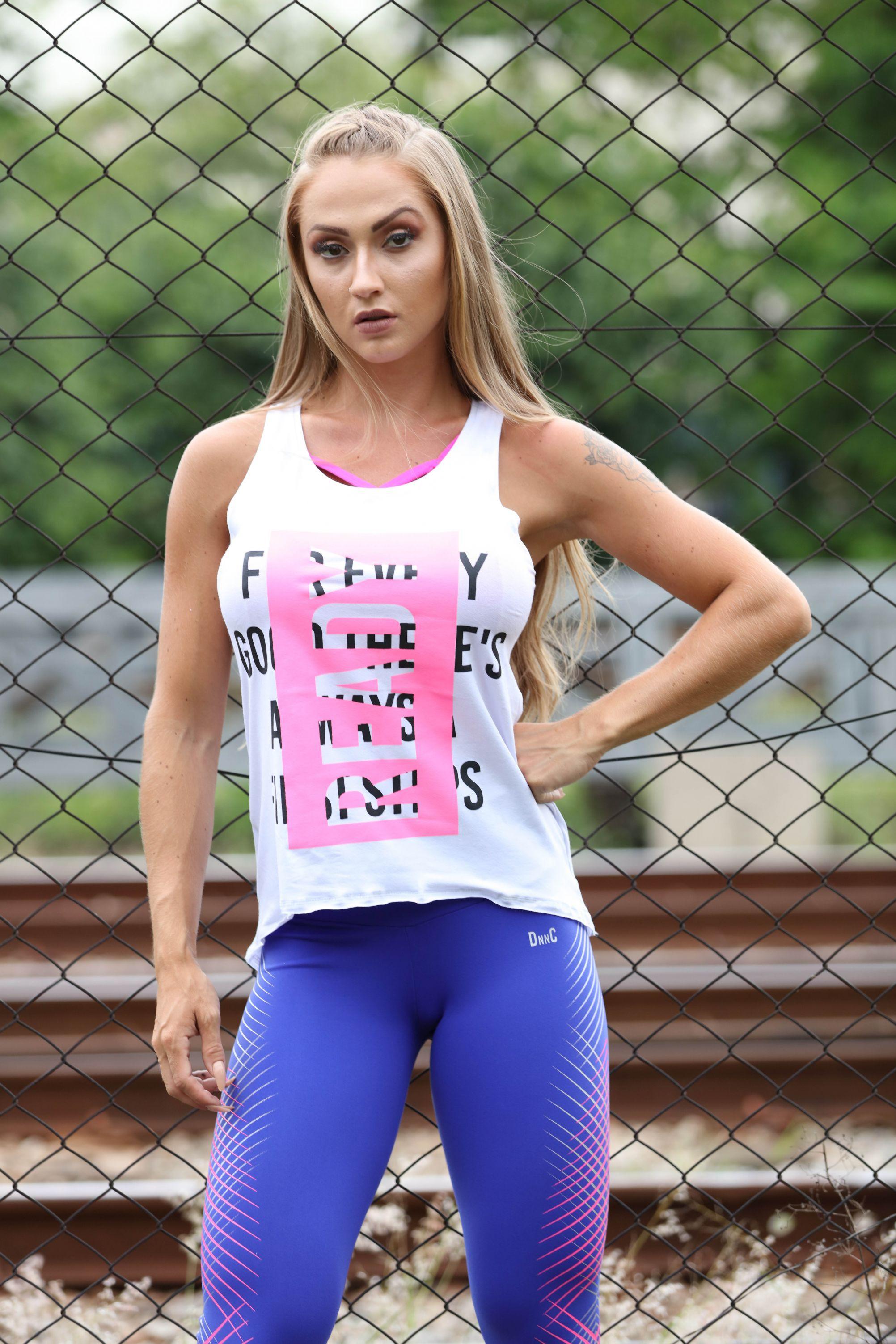 Regata Corte Mullet Ready Box - Donna Carioca - Moda fitness com preço de  fábrica e0db3dfd387