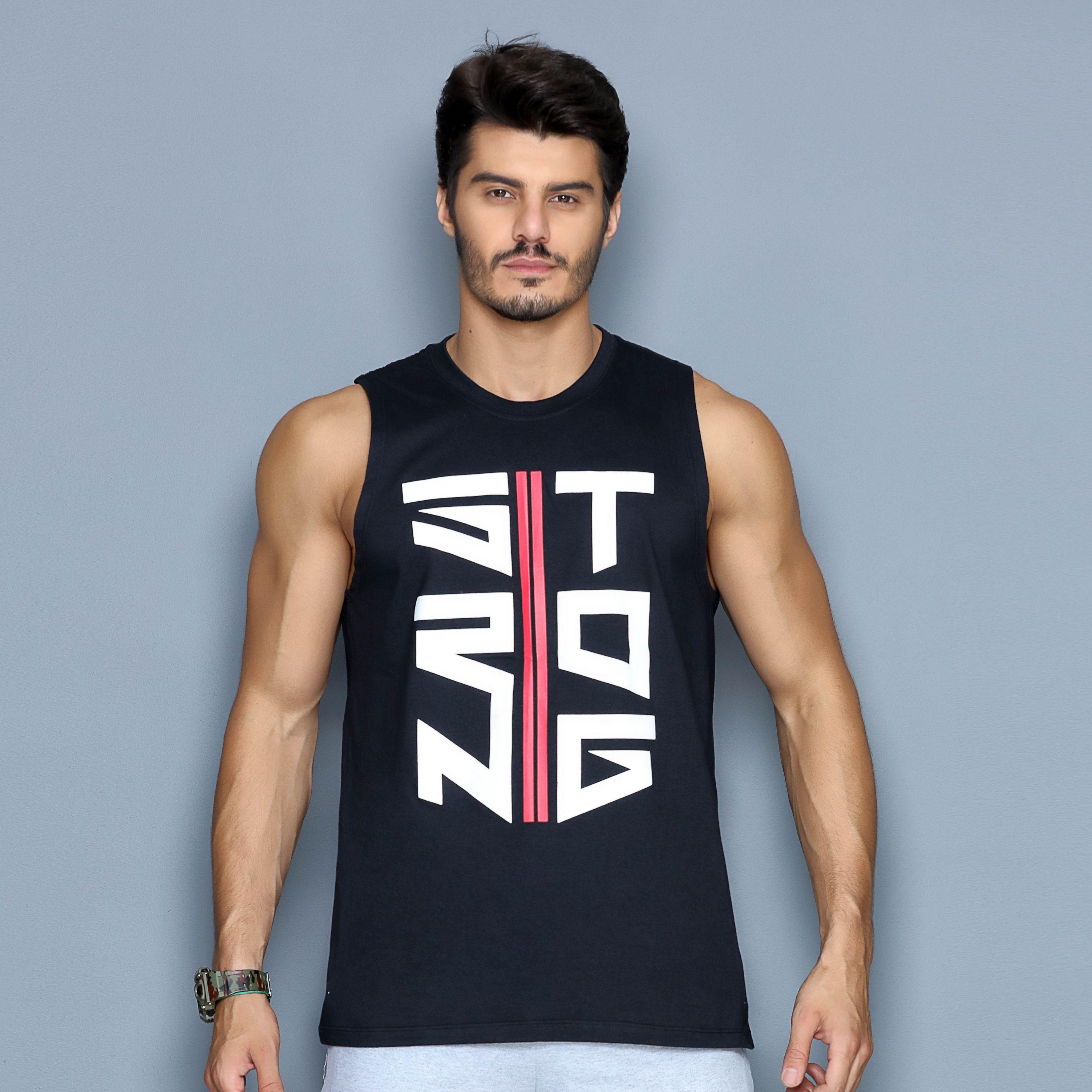 b90aaa16c Regatas Masculina Machão Strong - Donna Carioca - Moda fitness com preço de  fábrica